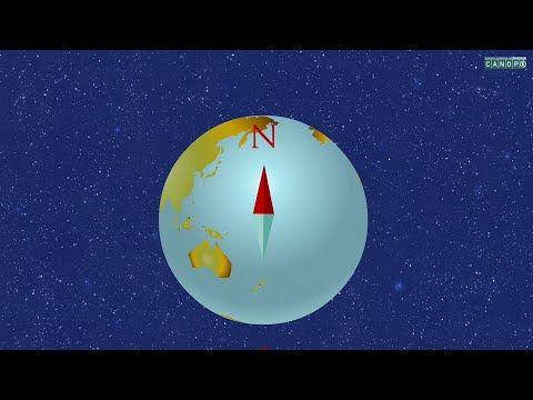 À quoi servent les points cardinaux ? Retrouvez sur le site Les fondamentaux les 4 épisodes de la série « La rotation de la #Terre et l'alternance jour et nu...