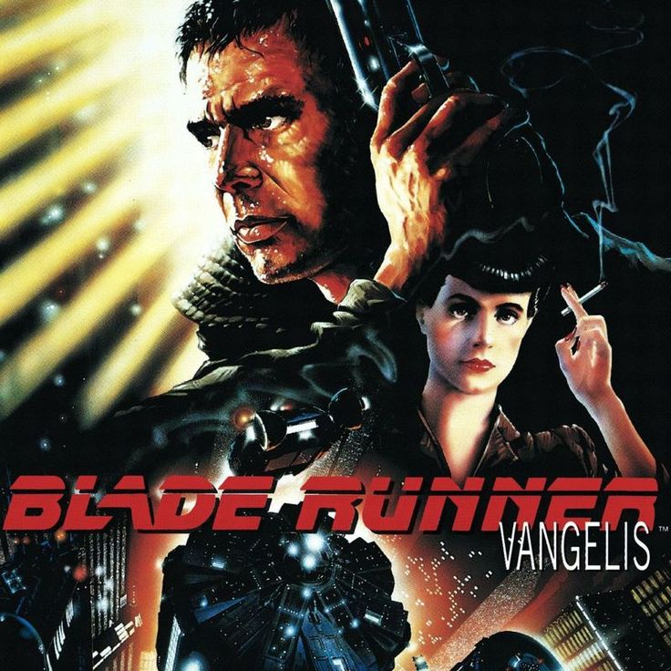"Love Theme (From ""Blade Runner"") by Vangelis - Blade Runner (- Music From The Original Soundtrack)"