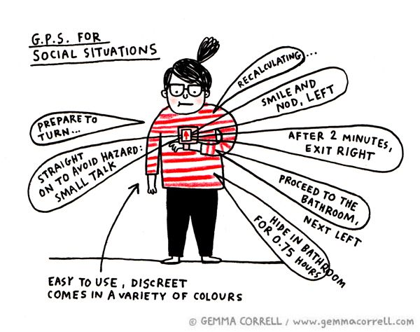 Gemma Correll's Drawings of Things.: Photo @Sarah Ducas  @Mary Archer lol