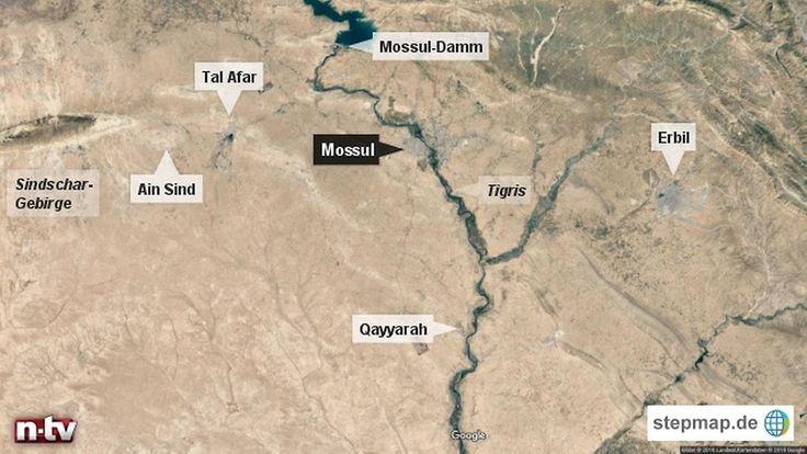 IS-Hochburg im Nordirak: Schiiten und Kurden kesseln Mossul ein