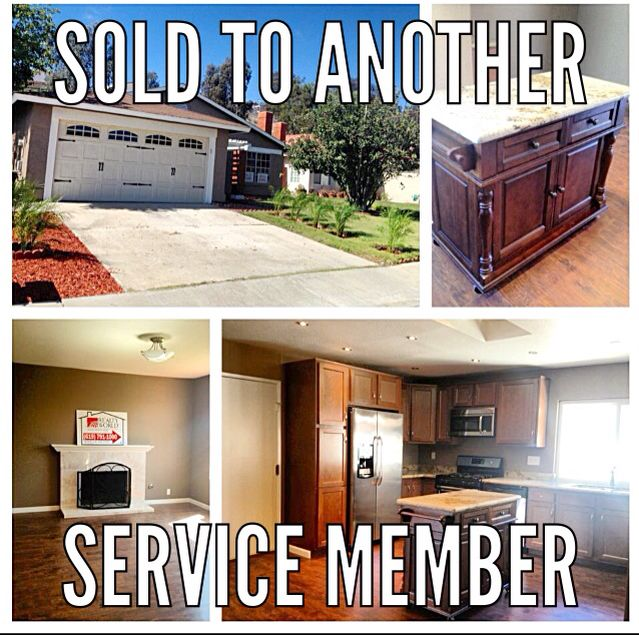 We closed exactly in 30 days even though my client is in Afghanistan. Congratulations Airmen P. for another great achievement and a big thank you to my Team for all their hard work. Know of anyone that wants to buy or sell? My Team will get the job done. Please keep me in mind for any Realestate needs.
