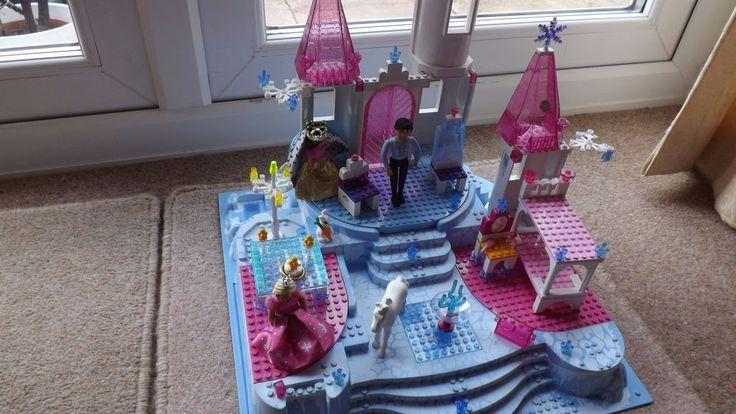 LEGO Belville Winter Wonder Palace (7577) Rare, lego castle,retired set,