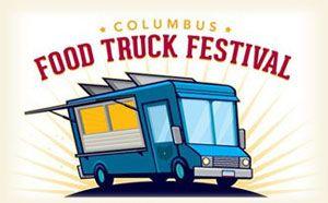 Columbus Food Truck Festival August 12-13, 2016