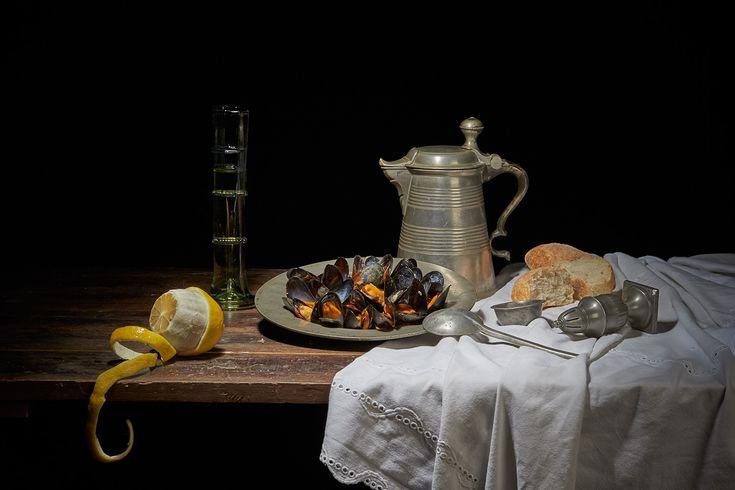 KIRSTEN TREBBIEN – Mussels and Wine