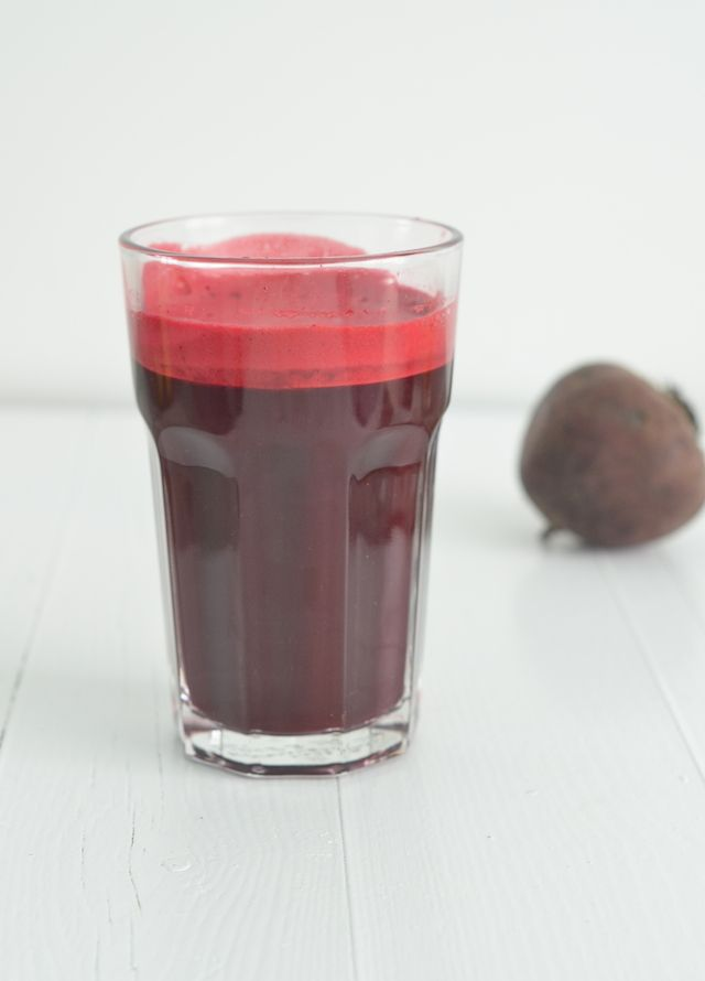 Beetroot Juice #healthy #juices #Voedselzandloper