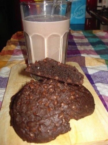 Cookies al cioccolato di Nigella