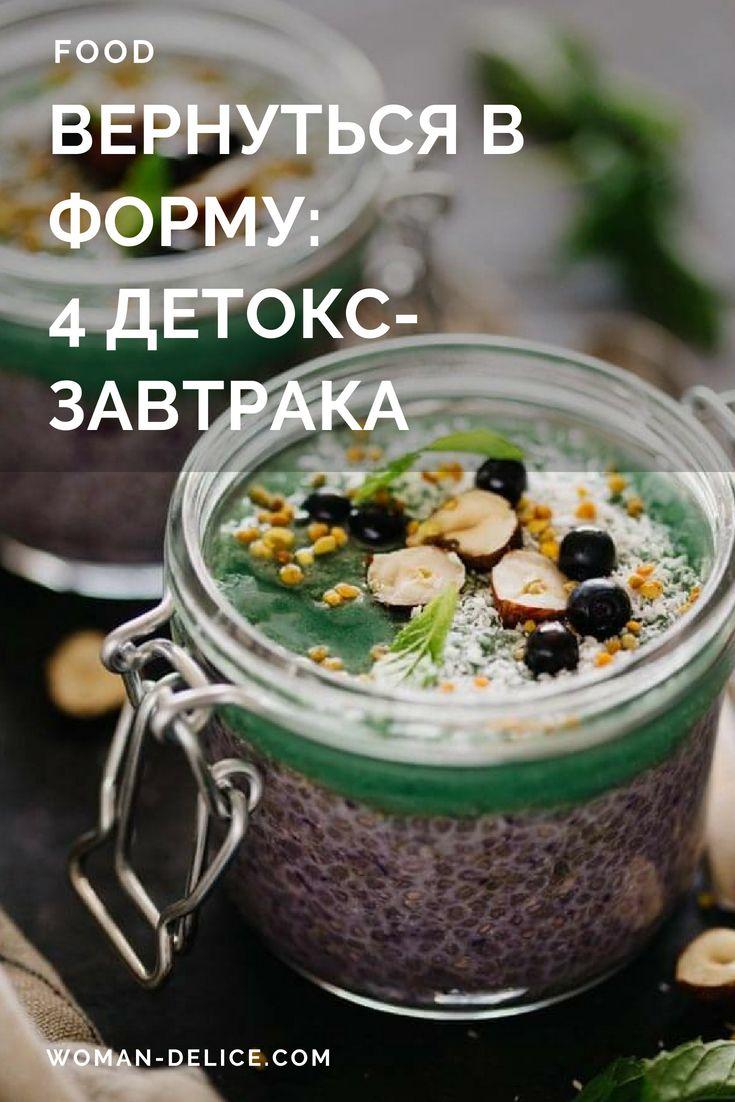 идеи завтрака рецепты с фото