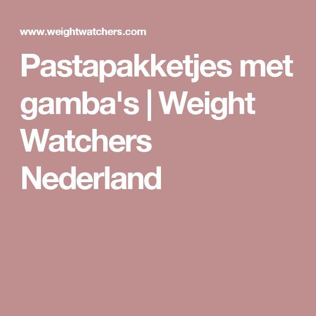 Pastapakketjes met gamba's | Weight Watchers Nederland
