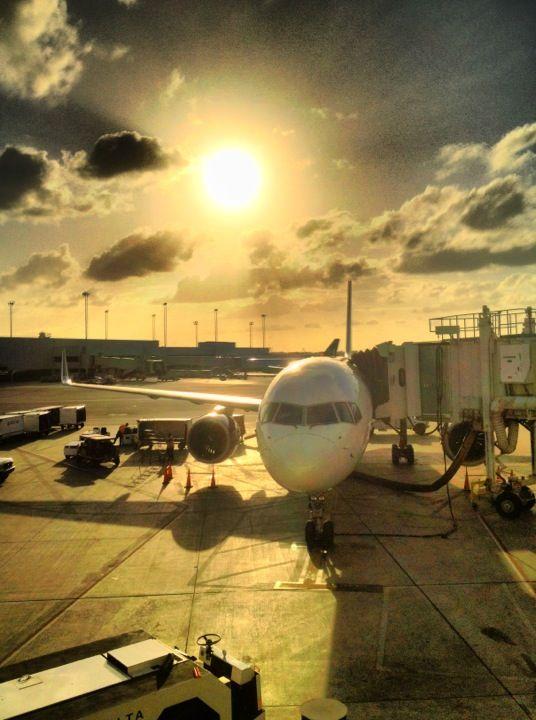 Fort Lauderdale-Hollywood International Airport (FLL) in Fort Lauderdale, FL