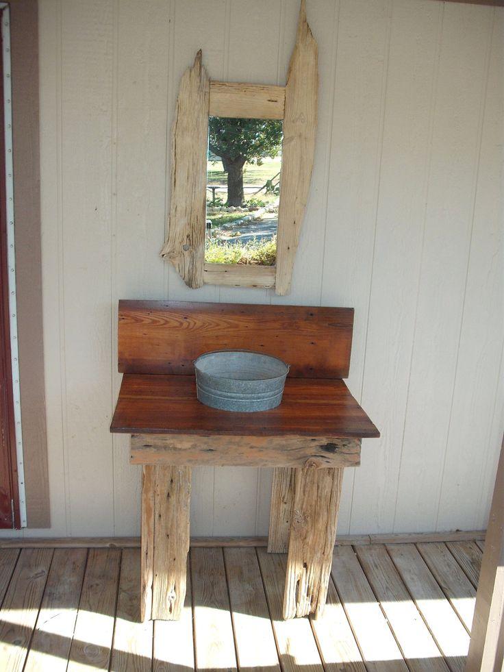 65 best basin blues outdoor garden sink ideas images on for Outdoor vanity sink