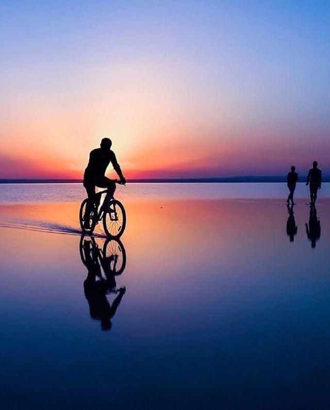 絶景ファンはチェック済み!トルコに「ウユニ塩湖」を超える秘境があった | RETRIP[リトリップ]