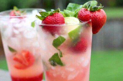 Strawberries+lemons