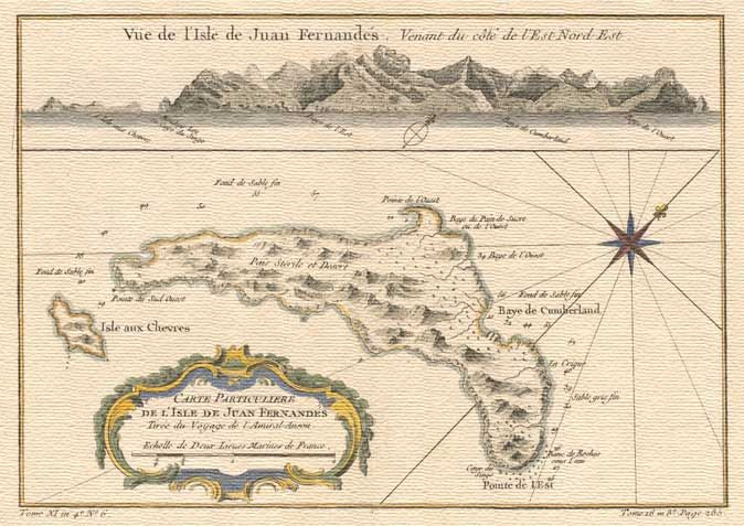 Robinson Crusoe Island - Treasure