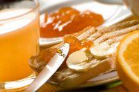 Mango and Peach Freezer Jam
