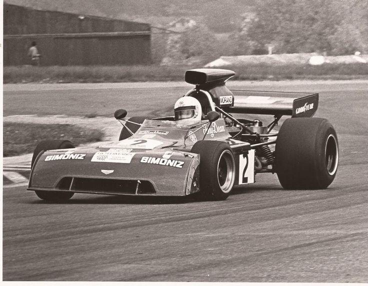 CHEVRON B24 TONY DEAN PHOTOGRAPH 1974 Photographer, Race
