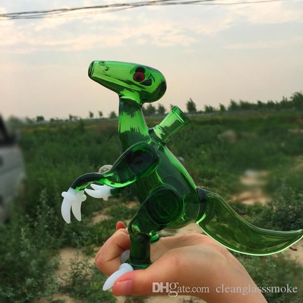 Tyrannosaurus with White Claws Glass Bongs And a Crystal Clear Ball Dinosaur Oil Rigs Dab Rigs with COLORED Female Polished Joint 14.5mm Tyrannosaurus with White Claws Glass Bon Dinosaur Oil Rigs Dab Oil Rigs Glass Bongs Online with 70.89/Piece on Cleanglasssmoke's Store | DHgate.com