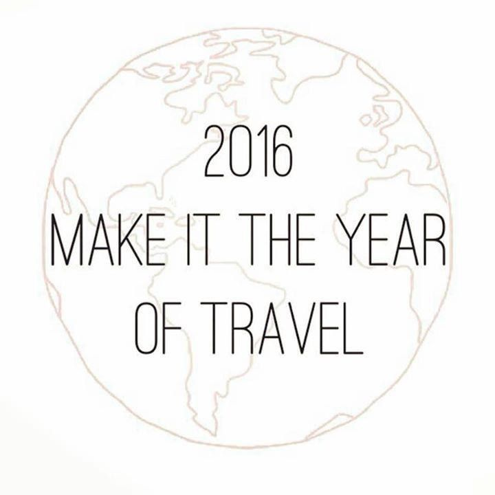 Make it the year of travel  Tag your travel buddy #wanderlust #travelquotes #yearoftravel2016 Via @rachelistraveling  by travel.quotes https://www.instagram.com/p/__sFk3MSzN/ via https://instagram.com/hotelspaschers