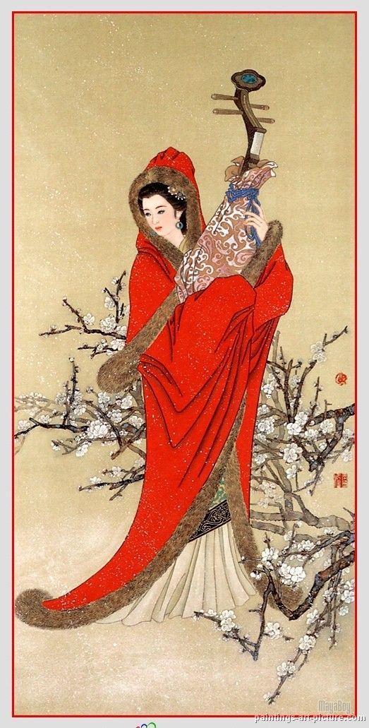 Wang Zhaojun, by Wang Mei Fang & Zhao Guo Jing (Chinese)