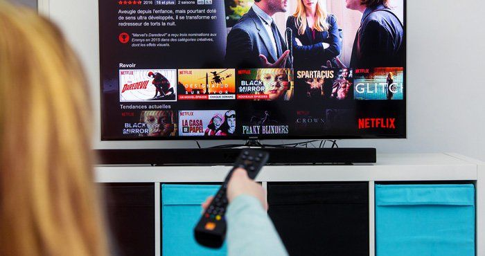 Netflix Announces Price Increase New Software May Spur A