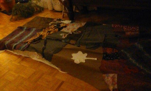 Upcycling nap bed
