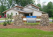 Clanton Pavilion  Inexpensive wedding venue near Charlotte North Carolina