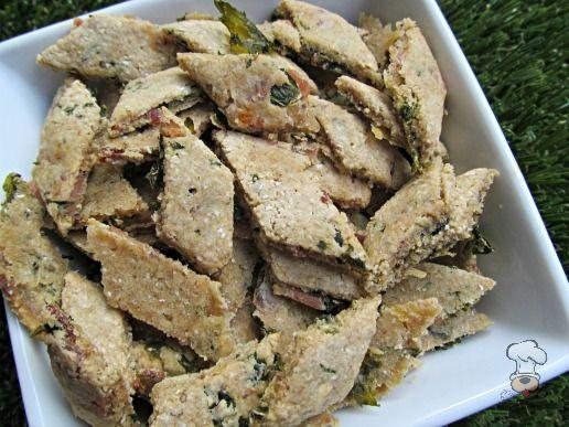 apple bacon kale wheat and dairy free apple bacon kale dog treat ...