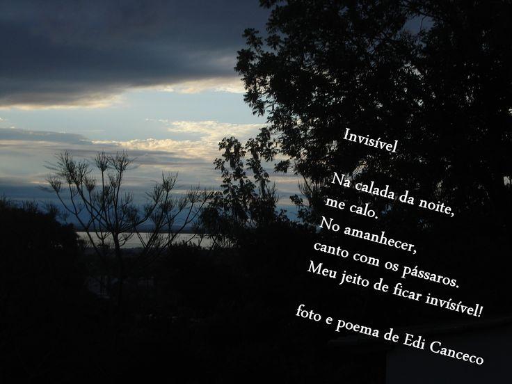 poema Invisível
