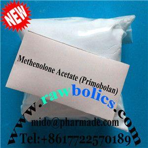 High Purity Methenolone Acetate Steroid Hormone Online Sale mido@pharmade.com