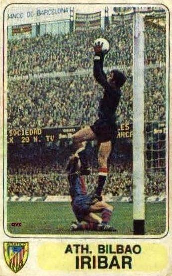 IRIBAR (A. Bilbao - 1977-78) Ed. Pacosa