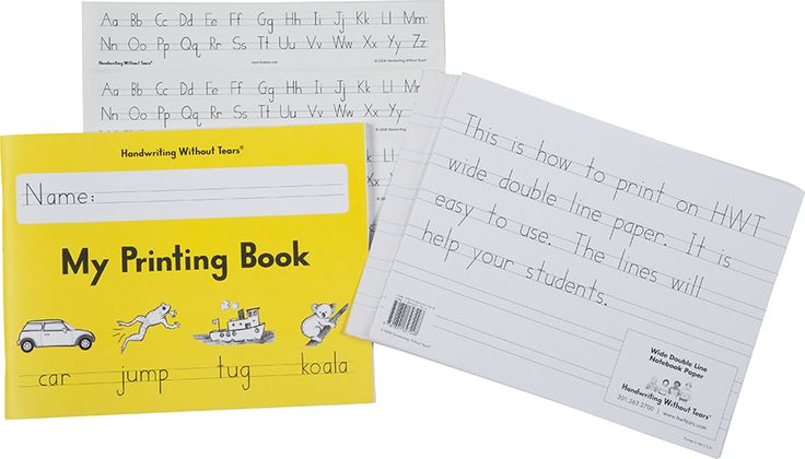 Handwriting without tears handwriting assessment