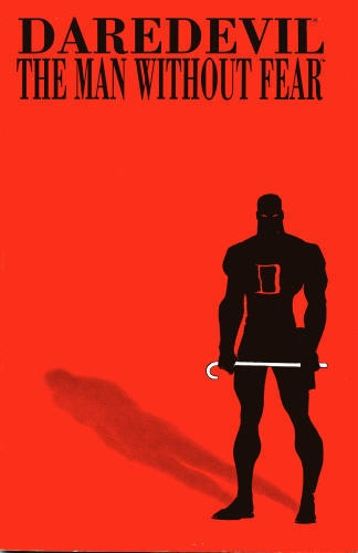Daredevil: The Man Without Fear PB - ONLY $12.99 - http://aimcollectibles.blogspot.com/2010/12/daredevil-man-without-fear-pb.htm