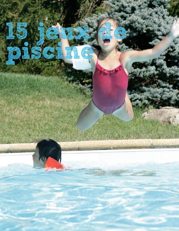 15 jeux de piscine pour cet été
