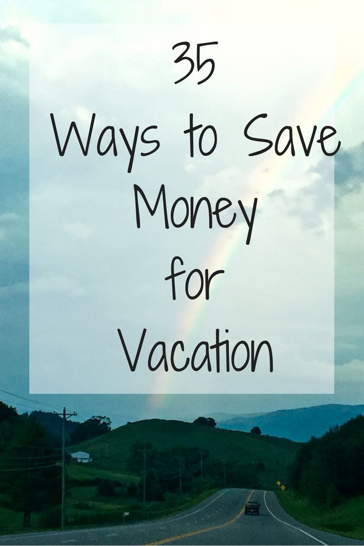 """I commonly hear, """"I can't afford to go on vacation."""" What are you doing (or not doing) that prevents you from going on vacation? Do you like stuff? Do you have a budget? Where is your money going to? Write down where every penny goes and I bet you will be surprised how much you are wasting! You do not have to try and do all these tips, but each one adds up money! With these money saving tips, you will be well on your way to saving enough money for your next trip (or whatever it is you want)."""
