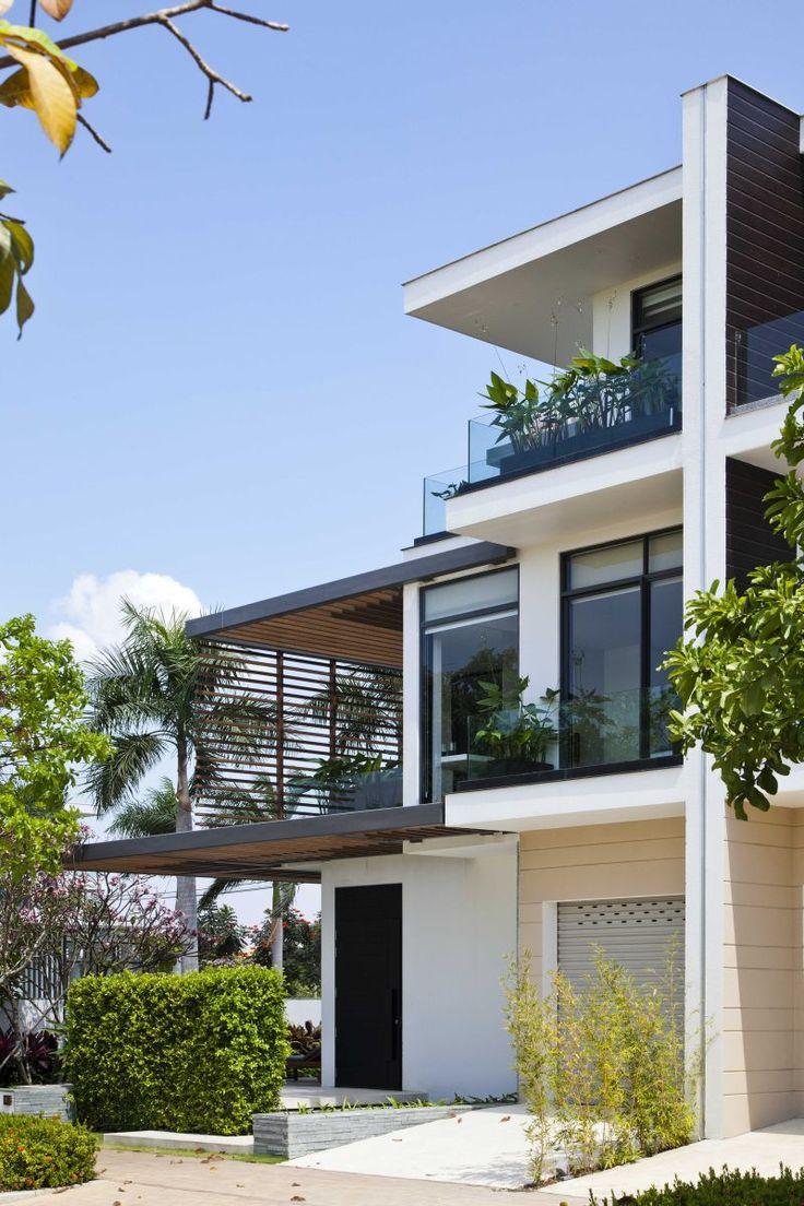 Architecture Design Villa 1012 best facades images on pinterest | modern houses
