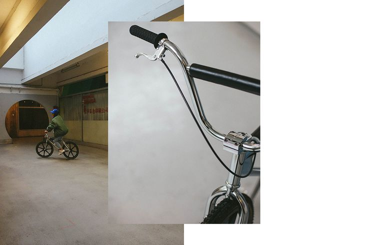 As three years of development culminate, French BMX marque Bogarde releases its contemporary retro-inspired bike.