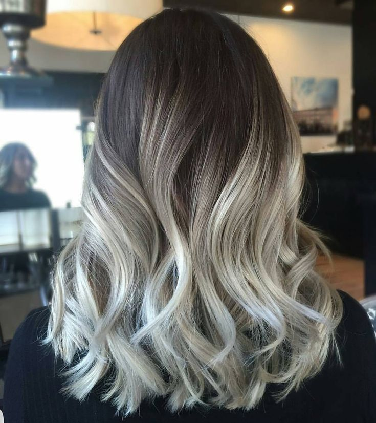 """Seamless...(gorge Marina! Just gorge!) by @marinaandthesummerday ""I Balayaged over pre-lightened hair with #Goldwell Silk Lift+30vol(9%)+ #Olaplex No.1 on…"""
