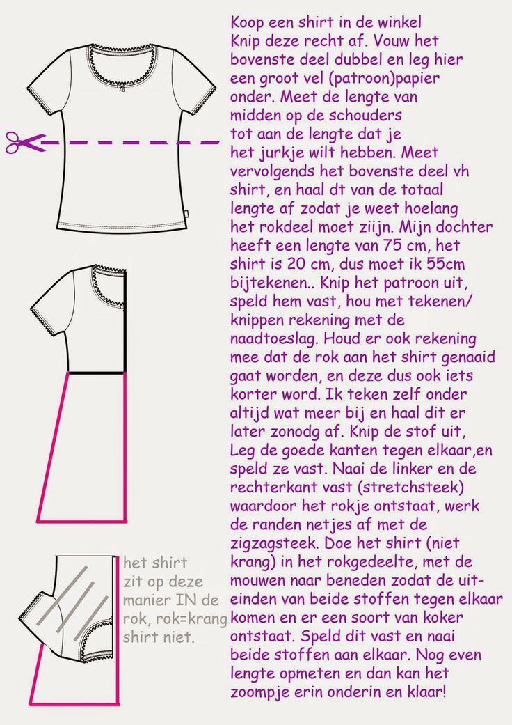 made with love by mams: Shirtjurkje voor alle maten! voor Emma haar uilenshirt