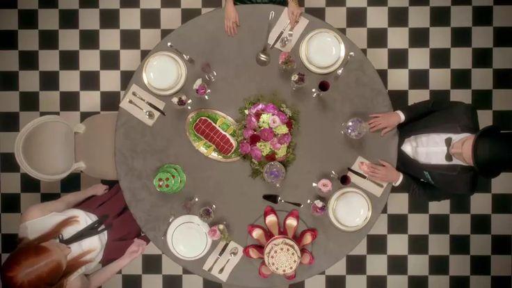 Film Noël Galerie Lafayette on Vimeo Surrealisme