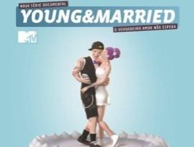 Young & Married Uma interessante nova visão do amor entre jovens que fogem à tendência de se casar aos 20 e muitos ou 30 anos de idade.