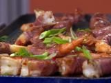 Serious Surf and Turf : 30 Minute Meals : Food Network