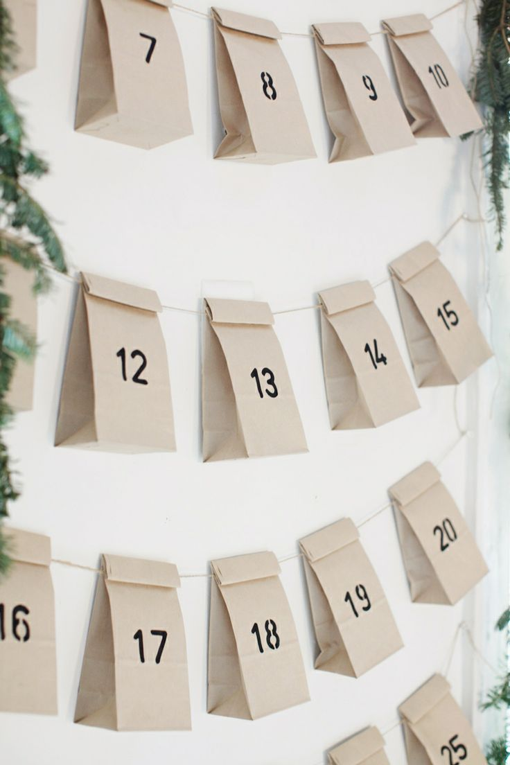 Christmas diy - advent