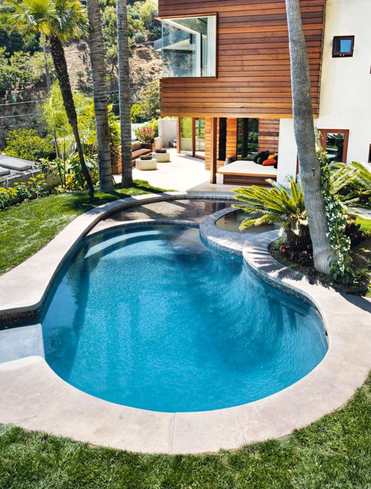 4 of the best swimming pool designs