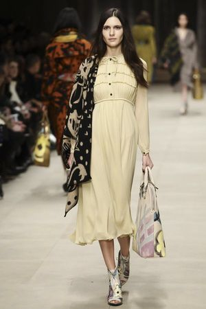 Christopher Bailey Tests Tribal | The Chic