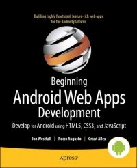 Beginning Android Web Apps Development Pdf Download e-Book