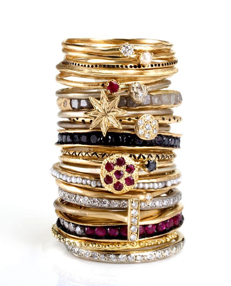 Magpie - Glebe!  Satomi Kawakita Jewelry  SHOP: http://bit.ly/1phGwT6