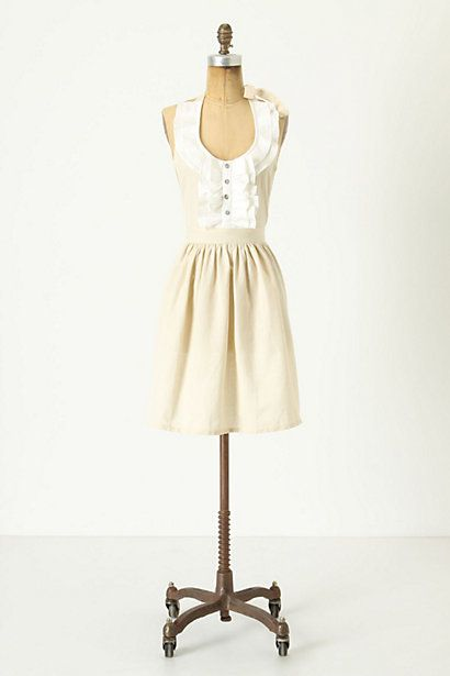 Going to make an apron like this one day. =): Anthropology Aprons, Aprons Style, Adorable Aprons, Ears Aprons, Anthropologie Eu, Anthropology Eu, Aprons Addiction, Cute Aprons, Cutest Aprons