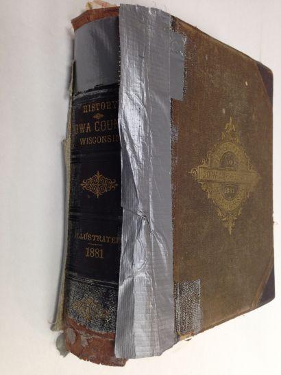 Book Repair & Restoration Services | Bible Rebinding, Dissertation Binding, Thesis Binding
