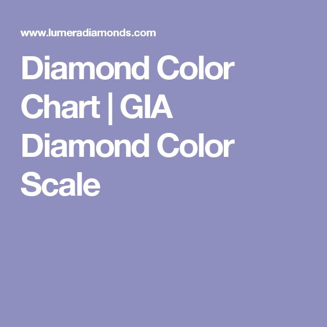 66 best Diamonds - General Information images on Pinterest - sample diamond chart