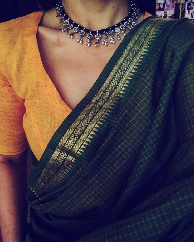 Blouse for the saree