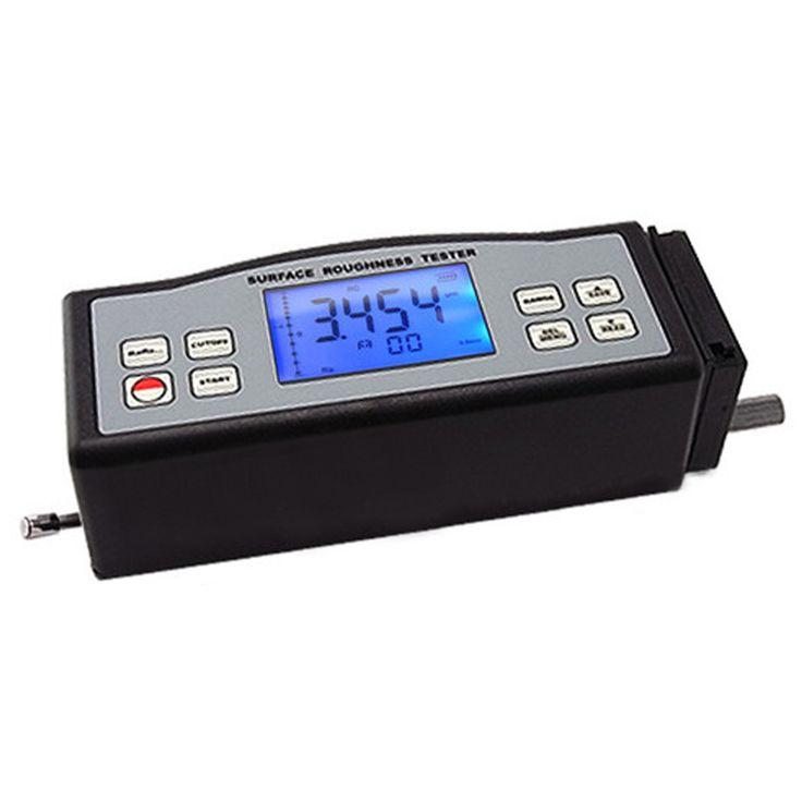 SRT-6210 Digital Surface Roughness Tester 4 Parameters (Ra, Rz, Rq, Rt)